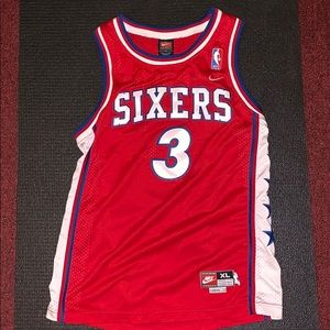 Nike Allen Iverson Jersey